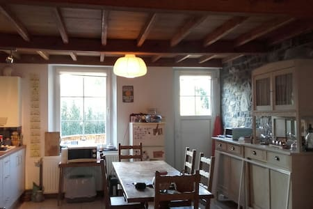 Little room to rent - Houyet - Casa