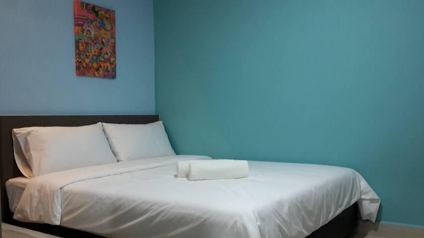 2 Bedroom Deluxe Suite (3pax) - Skudai