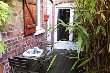 Chambre cozy avec salle de bain privative - Lille
