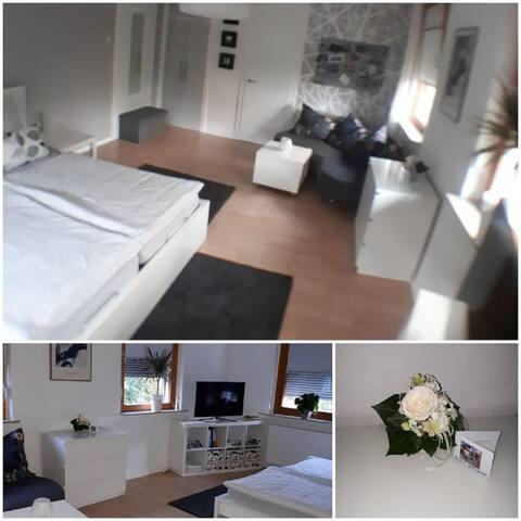 Apartment Grohnde 17 * Moderne Ferienwohnung *