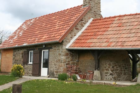 Petite maison de campagne - Saint-Martin-des-Champs - Дом