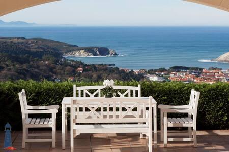 Seascape: Dreamsite spectacular ocean view!L-BI-70 - Plencia - House - 2