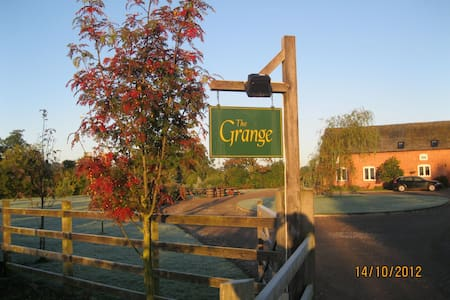 The Grange BandB, Lower Loxley, Uttoxeter - Uttoxeter