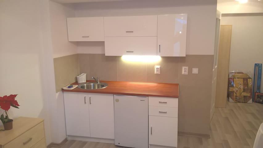 Apartament studio dla 3 osób - Kościelisko