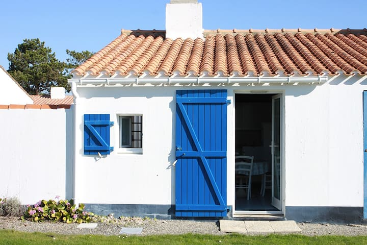 Small Brétignollaise house for a relaxing holidays by the sea