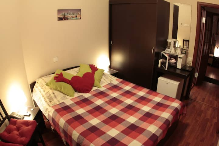 Exelent room for 2 with Bathroom in