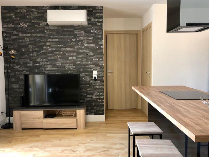 Appartement T2 moderne