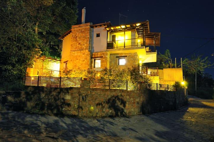 F & B Summer Villa Collection - Parthenonas