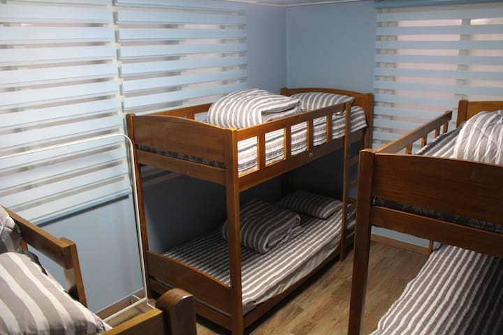 ORANGE GUEST HOUSE ( 6 Dormitory- only male 1)