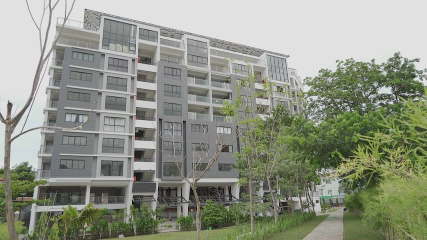 Serene Condominium for Long Stay