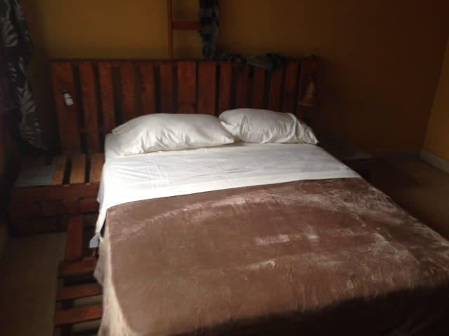Private room and bathroom - Chiriqui - Penzion (B&B)