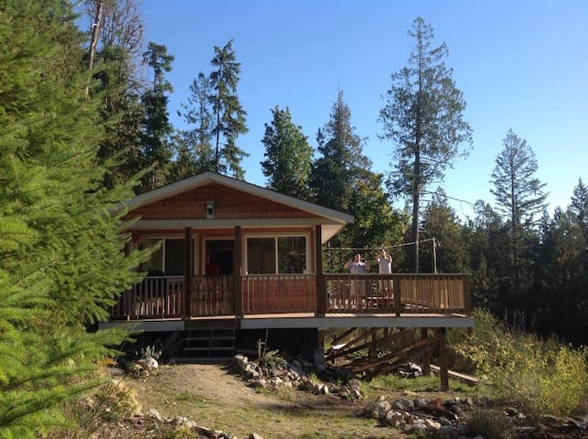 Little Bear Hiking Cabin - Garden Bay - Chatka