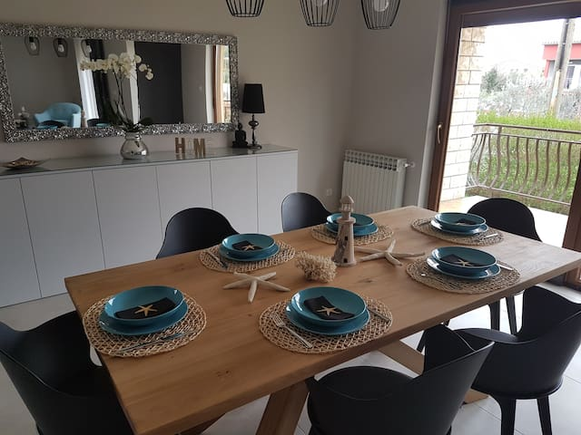 Apartment Seastar-quiet, cosy and family