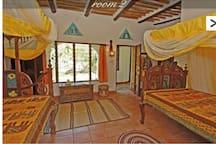 Room 2, 2 beds