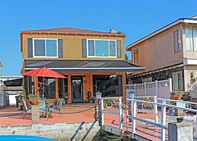 Marcus Ave (68392) - Newport Beach - House
