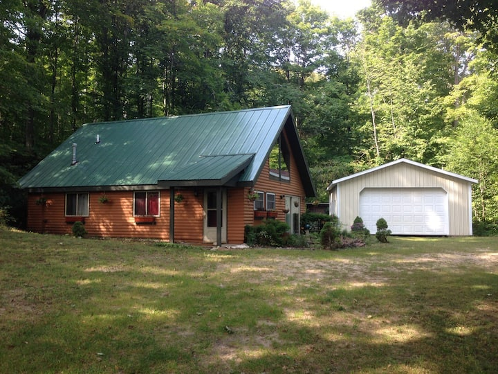 Comfy Cabin: Near Sleeping Bear Dunes & Frankfort