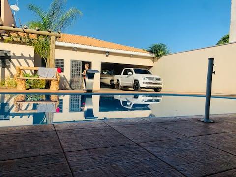 Rancho completo con piscina