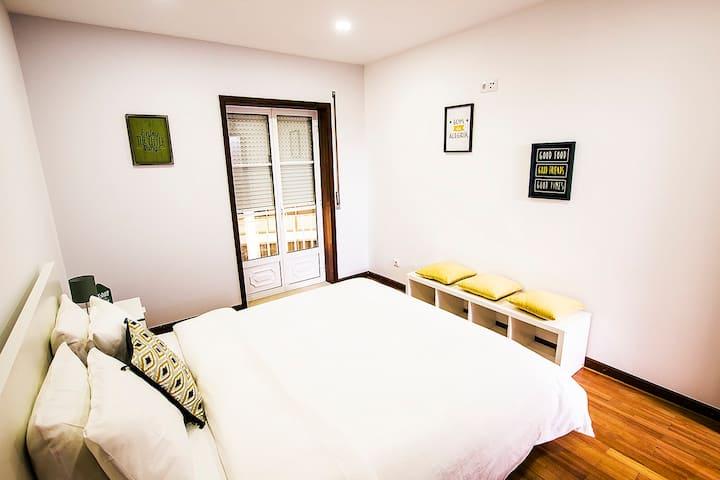 Apartamento São João - até 6 hóspedes