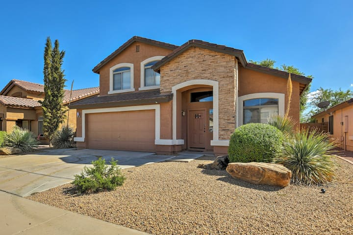 NEW! Charming Surprise Home w/Entertainment Patio!