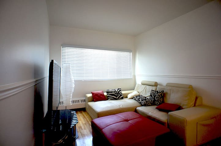 ROB101 - 2 rooms Renovated fully furnished
