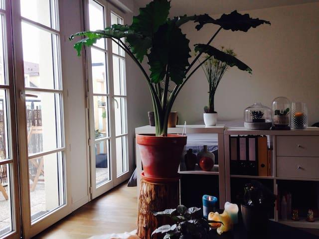 Nice studio near Versailles / Paris - Buc - Apartemen