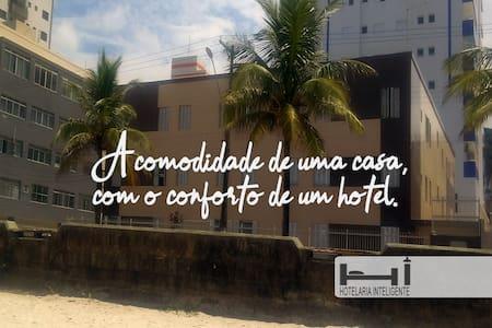 Hi Abaete Studios - Hotelaria em frente ao mar.