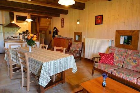 Gite rural au calme - Orsans - Byt