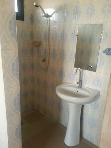 Sanitaire un par chambre