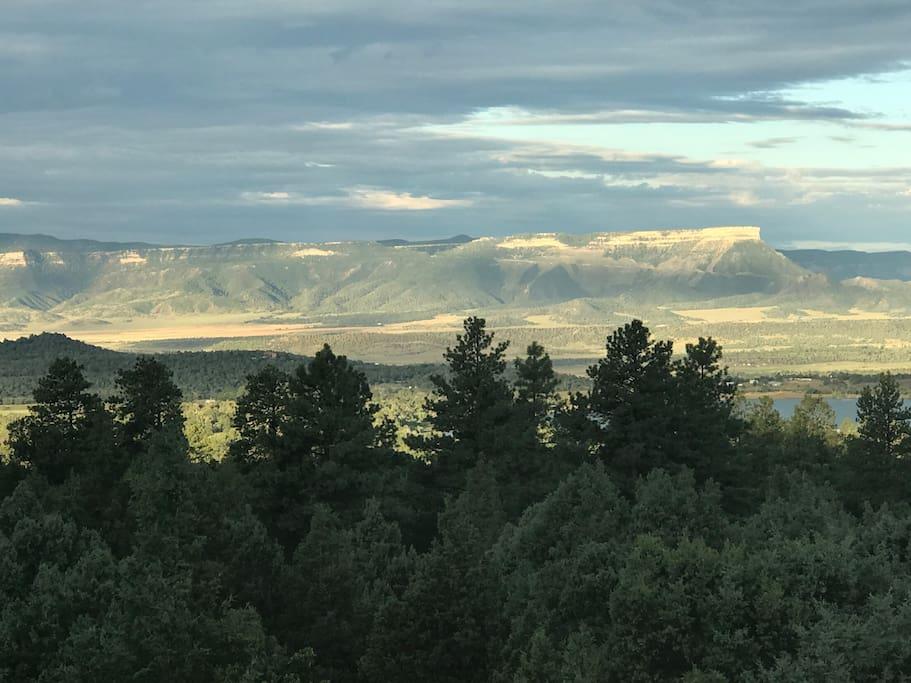 Poets View - Mesa Verde