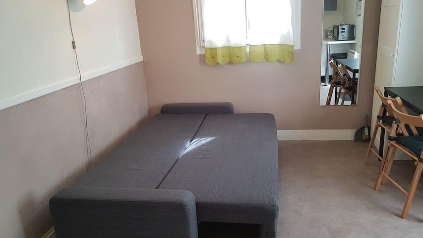 Canapé lit 140x200