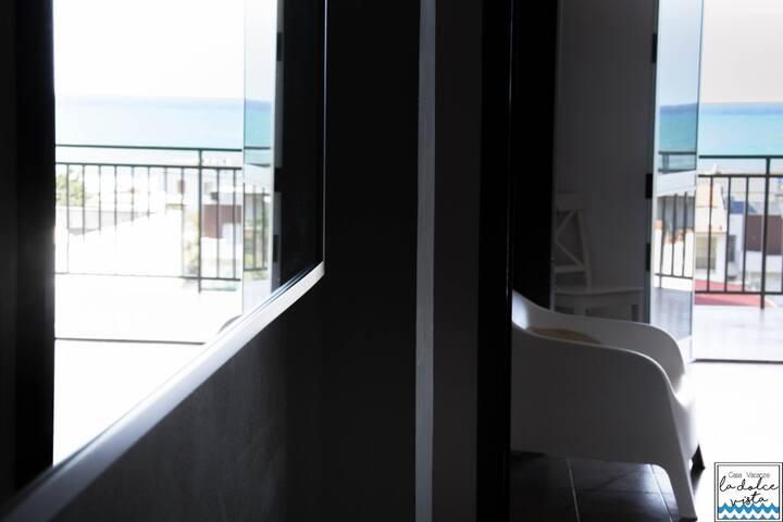 Casa Vacanze La Dolce Vista | La vista dall'interno dell'appartamento
