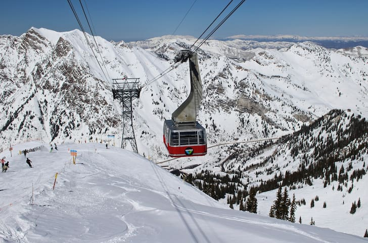 Cliff Club, Snowbird, studio, no longer available - Sandy - Timeshare