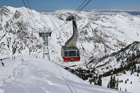 Cliff Club, Snowbird, studio, no longer available - Sandy - Multipropietat (timeshare)