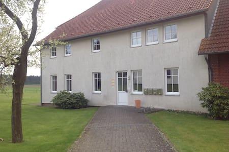 Helle, freundliche Ferienwohnung - Gifhorn - Wohnung