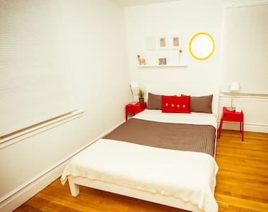 Oversized Bedroom 25 mins from NYC - Mount Vernon