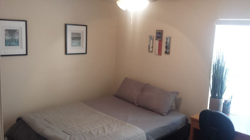 Private Bedroom/bathroom near UNC. - Chapel Hill - Apartment