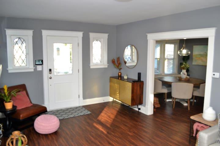 Wabash Private Room 1