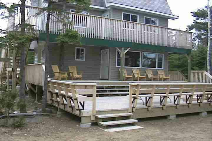 BBay:   Secluded rustic waterfront - Providence Bay - Hus