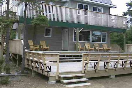 BBay:   Secluded rustic waterfront - Providence Bay - Talo