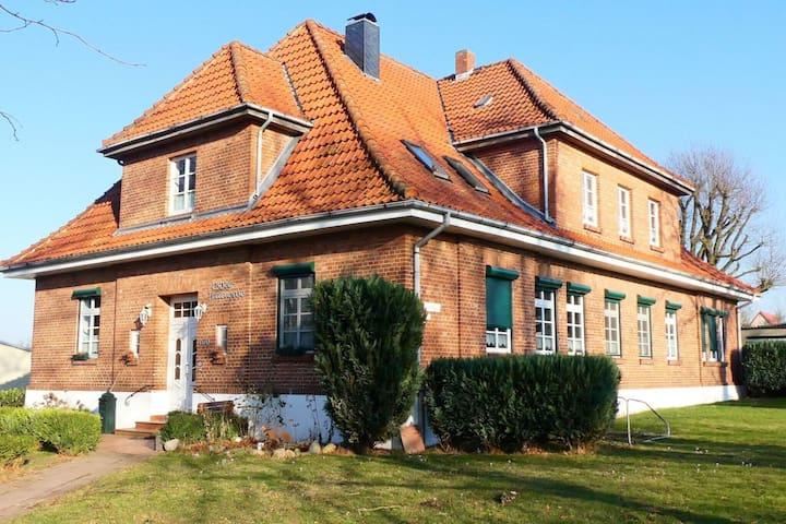 Gezellig appartement aan de Oostzeekust in Oberhof