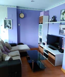Acogedor apartamento equipado y bien situado - Oviedo