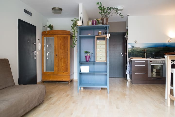 Homely apartment - Wroclaw