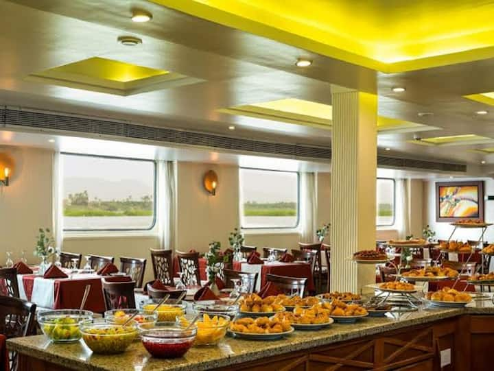 Nile Cruise 5*-From Aswan or Luxor  03/ 07 Nights