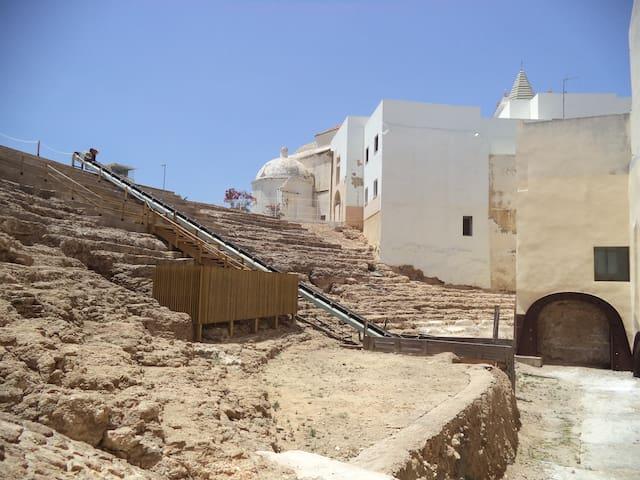 El Lavadero Apartment - AC - Cádiz - Condominium