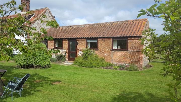 Near Holt, Garden Cottage