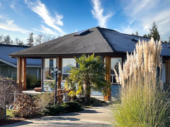Kin Rancher, a Peaceful Garden Oasis + Luxe Views