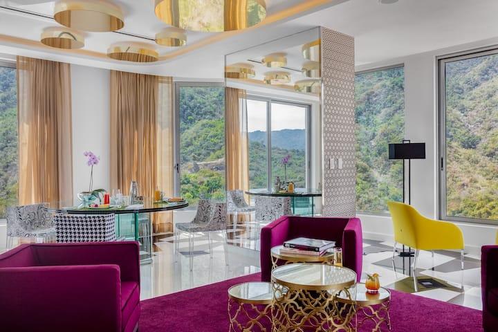 Hotel Mousai Penthouse
