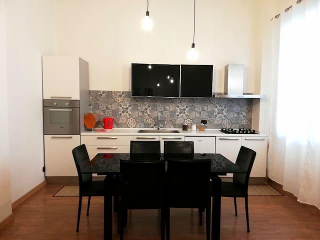 Appartamento con parcheggio