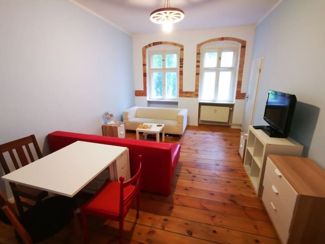 Typical Altbau in the heart of Berlin Wedding
