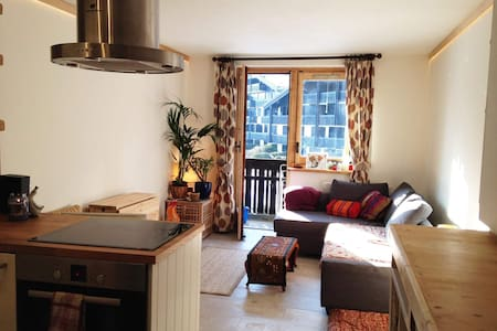 Peaceful studio - Chamonix - Lägenhet